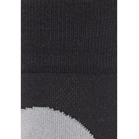 Falke BC5 Miehet sukat , harmaa/musta